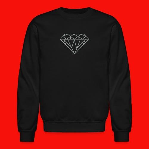 Diamond Sweatshirt - Crewneck Sweatshirt