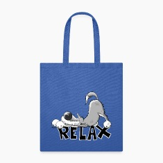 Relax Wolf Bags & backpacks