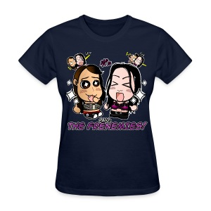 Frenemies (Female) - Women's T-Shirt