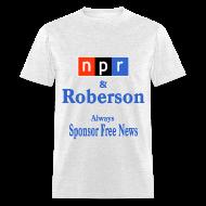 T-Shirts ~ Men's T-Shirt ~ NPRand Roberson