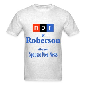 NPRand Roberson  - Men's T-Shirt