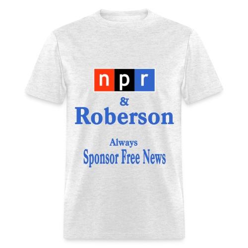 NPRand Roberson  - Men's T-Shirt