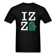 T-Shirts ~ Men's T-Shirt ~ IZZO