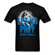 T-Shirts ~ Men's T-Shirt ~ Let Us Prey