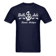 T-Shirts ~ Men's T-Shirt ~ Belle Isle