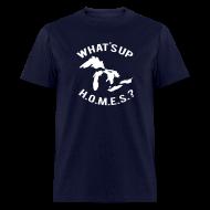 T-Shirts ~ Men's T-Shirt ~ H.O.M.E.S.