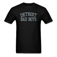 T-Shirts ~ Men's T-Shirt ~ Detroit Bad Boys