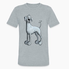 Happy Great Dane  T-Shirts