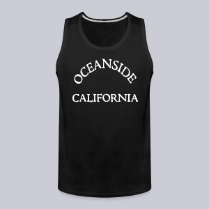 Oceanside California - Men's Premium Tank