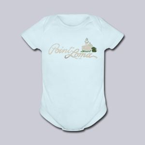 Point Loma - Short Sleeve Baby Bodysuit