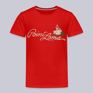 Point Loma - Toddler Premium T-Shirt