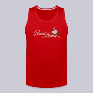 Point Loma - Men's Premium Tank