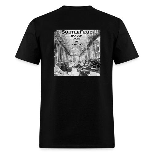 Random Acts Of Chaos Album Shirt - Men's T-Shirt