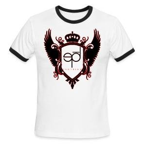 epod crest - Men's Ringer T-Shirt