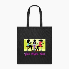 girls night out Bags & backpacks