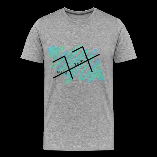 Men's Neon 77 Tee - Men's Premium T-Shirt