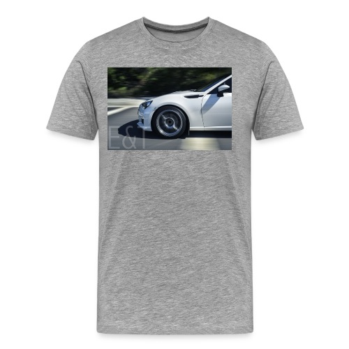 TJ's BRZ | Roller - Men's Premium T-Shirt