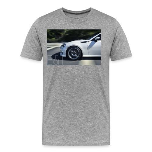 TJ's BRZ   Roller - Men's Premium T-Shirt