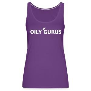 Oily Gurus Tank (Purple) - Women's Premium Tank Top