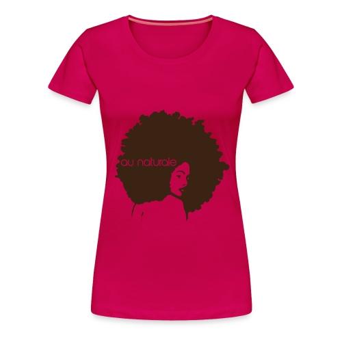 Au Naturale Women's Tee - Women's Premium T-Shirt