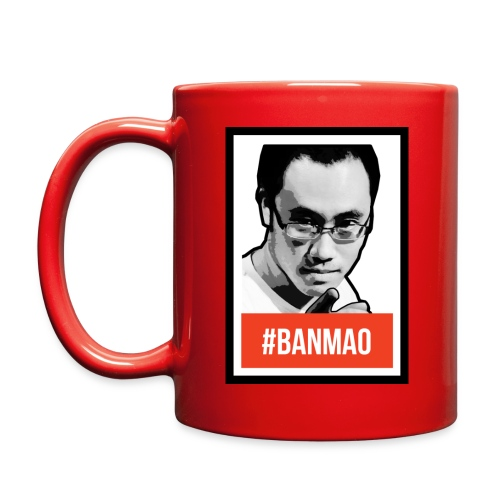 #BANMAO Full Color Mug - Full Color Mug