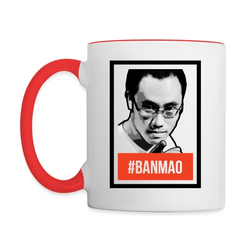 #BANMAO Contrast Coffee Mug - Contrast Coffee Mug