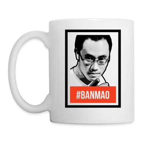 #BANMAO Coffee/Tea Mug - Coffee/Tea Mug