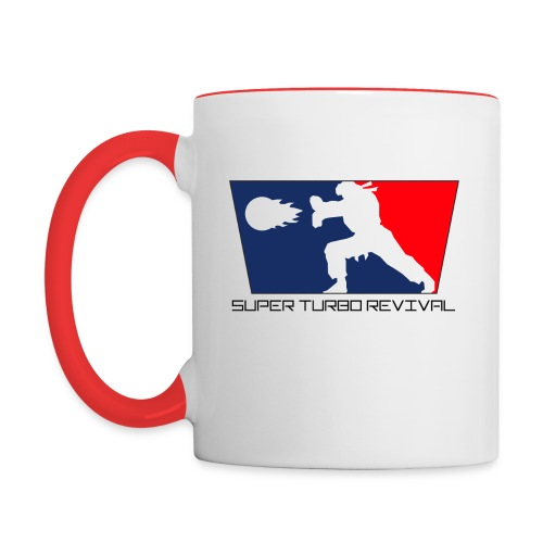 STR Contract Coffee Mug - Contrast Coffee Mug
