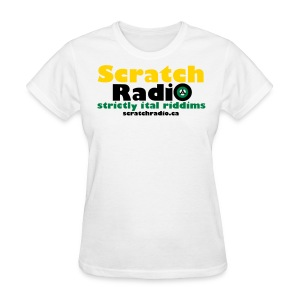 Women's T - Gildan (White) - Women's T-Shirt