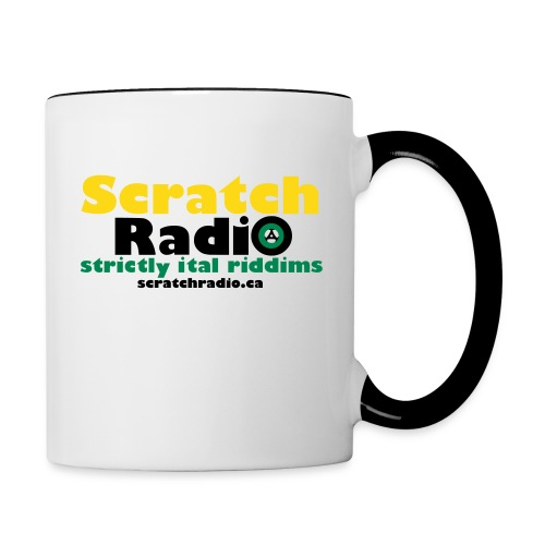 Contrast Coffee Mug - Joto - Contrast Coffee Mug
