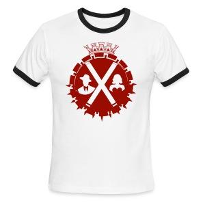 Men's T-Shirt BROX Emblem - Men's Ringer T-Shirt