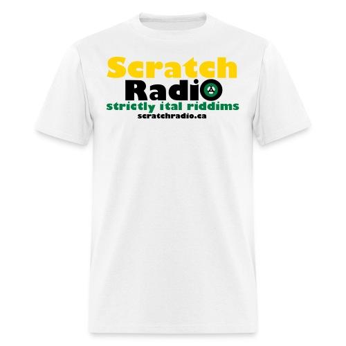 Men's T - Gildan (White) - Men's T-Shirt