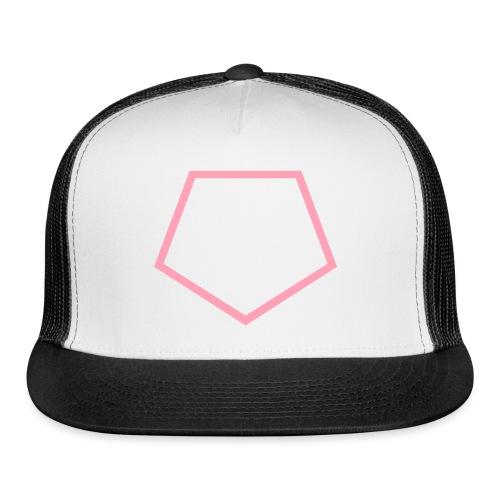 Pentagon Hat - Trucker Cap