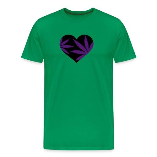 HEART TREE Tee - Men's Premium T-Shirt