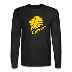 Long Sleeve Cyber Shirt - Men's Long Sleeve T-Shirt