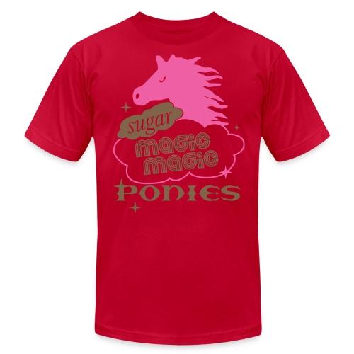Male shirt w/no text - Men's  Jersey T-Shirt