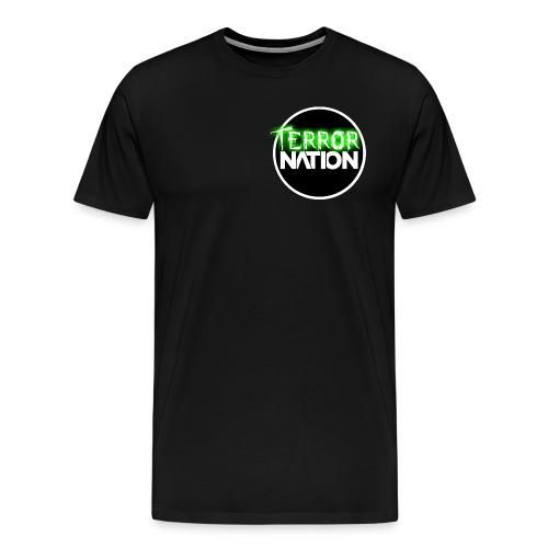 Terror Nation T! - Men's Premium T-Shirt