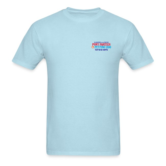 DITR Pony Parties T-Shirt