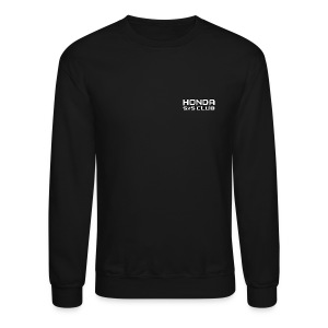 Sweatshirt  (no sleeve print) - Crewneck Sweatshirt