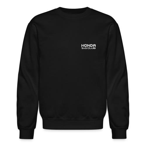 Sweatshirt  (no sleeve print) - Crewneck Sweatshirt