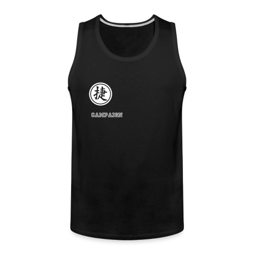 Campaign Muscle Tee - Men's Premium Tank