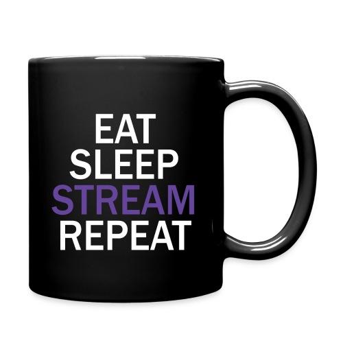 The Streamer's Motto (Mug) - Full Color Mug