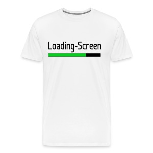 Loading-Screen - Men's - Men's Premium T-Shirt