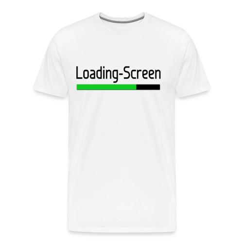 Loading-Screen - Men's - Men's Premium T-Shirt