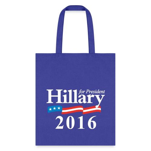 Hillary 2016 - Tote Bag