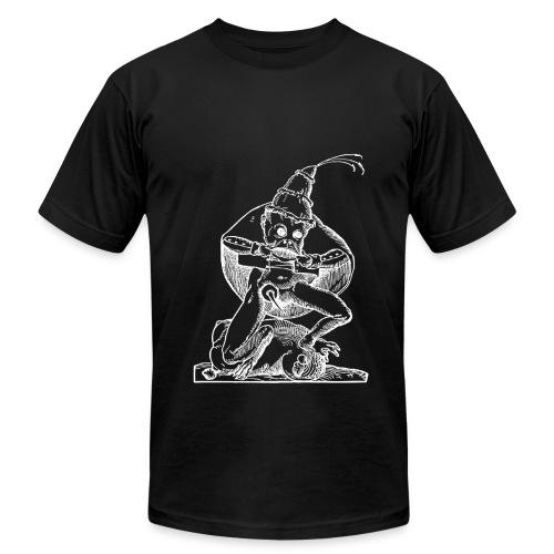 Ugly Face-making Imp - Men's Fine Jersey T-Shirt