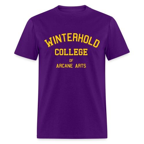 Winterhold college of arcane arts - Men's T-Shirt