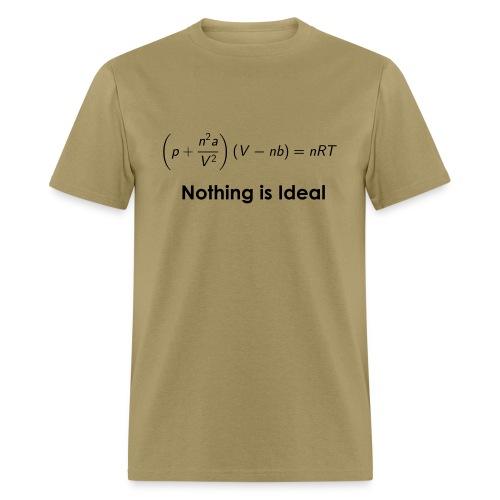 Van der waals Equation - Men's T-Shirt