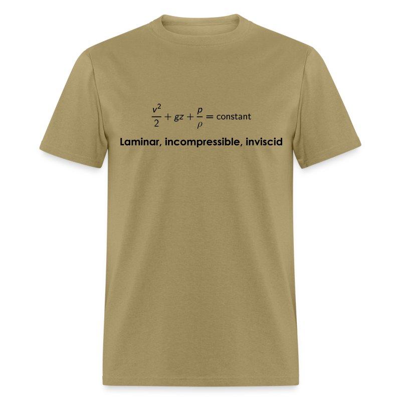 Bernoulli Equation - Men's T-Shirt