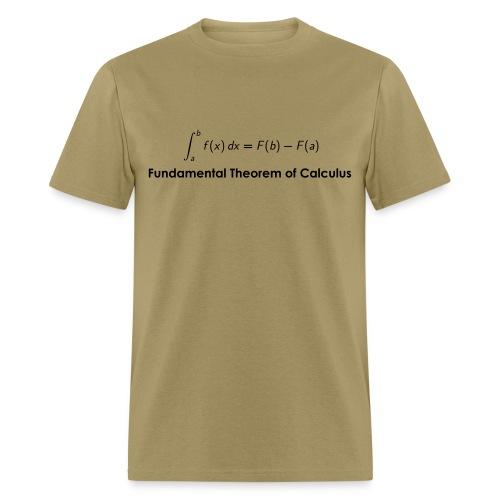 Fundamental Theorem of Calculus - Men's T-Shirt